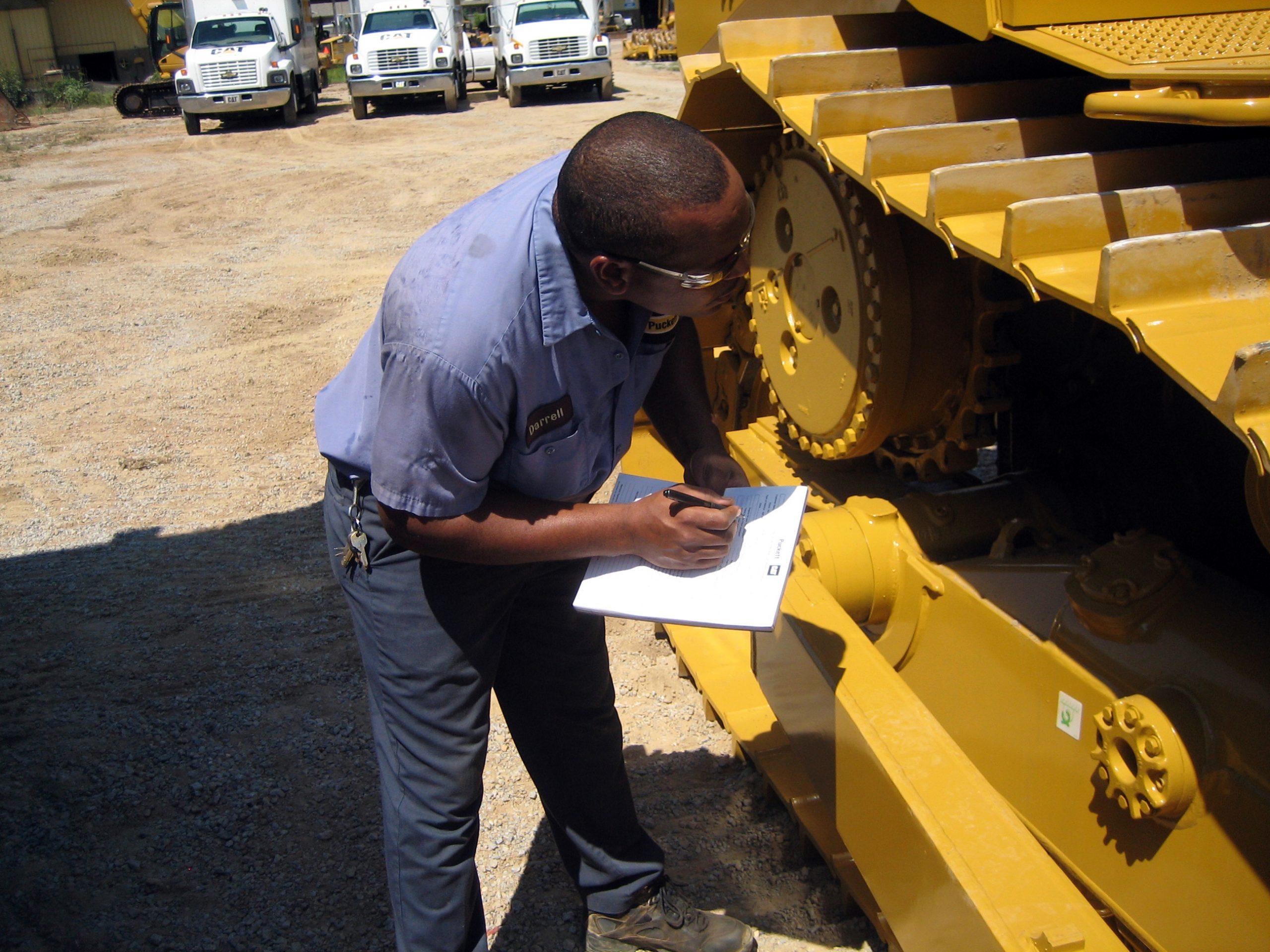 Heavy Machinery Maintenance Pakistan