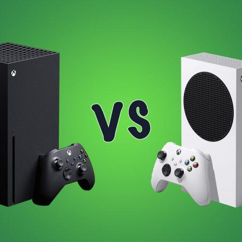 Xbox Series X vs Xbox series S