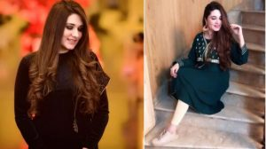 Merium Pervaiz Hit Million Followers