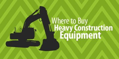 Buy Heavy Construction Equipment Now