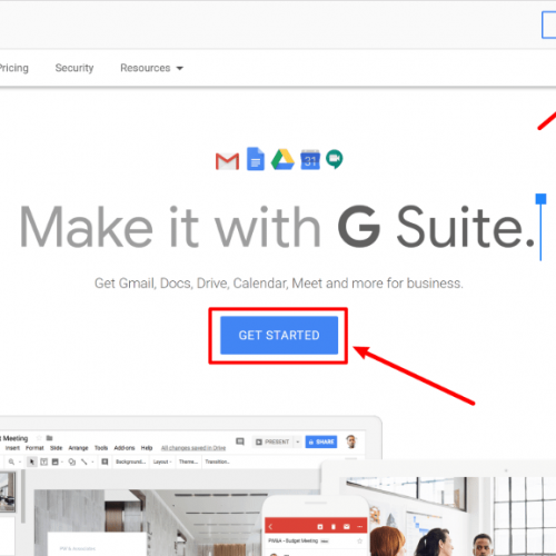 How to set up G Suite for your organization?