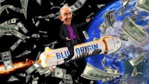 Jeff Bezos Leaving Earth Soon