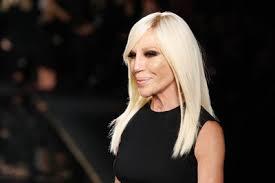 Donatella Versace (born in 1955)