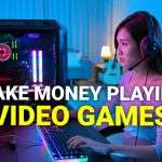 How To Make Money Through Online Games?