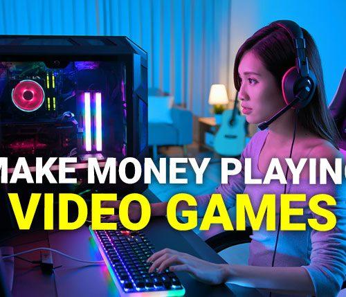 Make Money Through Online Games