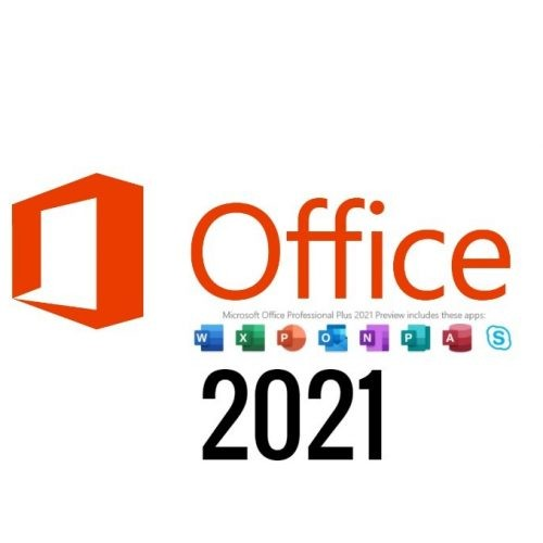 Launching MS OFFICE 2021 @ Win11