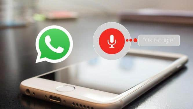 Pause Your Voice Recording -Whatsapp