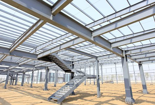 HEAVY STEEL STRUCTURE SERVICE